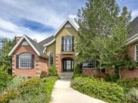 Enjoy breathtaking views of the valley and Wasatch