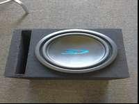 "I HAVE AN ALPINE TYPE S 12"" SUBWOOFER THIS SPEAKER HAS"