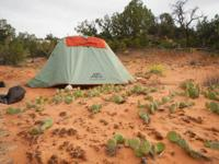 Great Tent! Made use of just when on a journey to Moab.