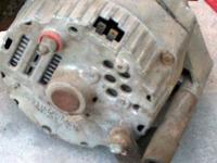 ALTERNATOR FOR CHEVY OR GMC TRUCK IN GOOD CONDITION IT