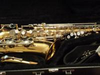 Alto Sax for sale like new condition.
