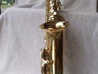 yamaha alto sax good playing condition, good shape