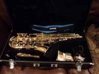 Alto Sax Yamaha YAS-23 Great Condition Comes complete