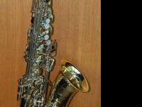 Alto saxophone original purchase price was $1500.00 was