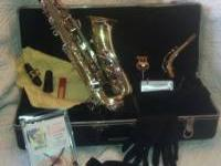 I have a beautiful Selmer Bundy II beginner alto