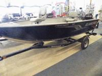 I have a brand new Alumacraft Fisherman 145 powered by