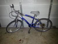 "I have a very nice 26"" Next aluminum bicycle for sale ,"