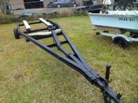 Fits 20' Boat. In Good Shape.    CONSIGNMENT CITY