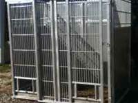 6x4 two stall dog kennel for sale or trade 500.00  or