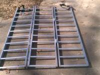 Asking $75 for aluminum atv or mower ramp. Contact