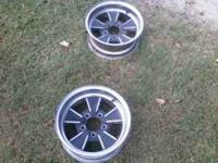 I HAVE 2 ALUMINUM RIMS PERFECT FOR YOUR UTILITY