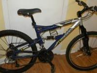 MountainSmith Altitude Aluminum Bike in good shape,