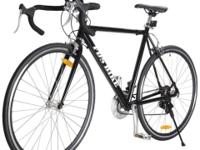 This New Aluminum Road Bike is ideal and perfect for