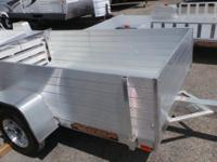 Aluma Trailers, the highest quality Aluminum Trailers