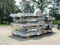 2012 Aluma Trailers now in stock! Several models