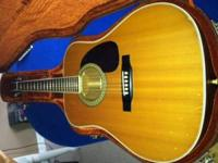 1974 Alvarez acoustic 5022 in great condition. Japan