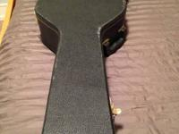 Alvarez Acoustic-Electric Cutaway!  Difficult case with