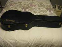 I have a model RD8 Alvarez Acoustic Guitar. The guitar