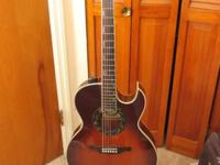 For sale is a Alvarez Silver Anniversary