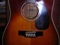 A Very Very nice guitar for only $225.00. With hard