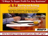 Start your day with Westchester Networking for