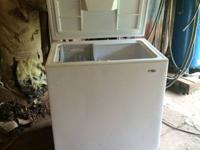 For Sale-Amana Chest Freezer in exceptional condition.