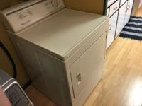 AMANA heavy duty dryer for sale. Works perfectly! Had