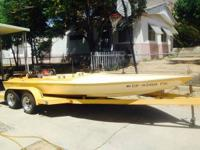 $5,000 OR BEST OFFER !!! This boat is extremely