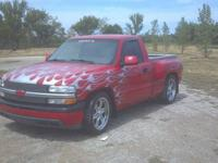Im selling my show-truck ive got alot of blood sweat