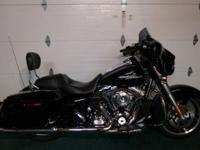 2013 Harley Davidson FLHX Street GlideVIN (Vehicle