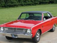 "Dodge""s Dart improved in two major ways for 1967: It"