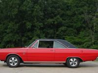 Call  or email sales@mcgohio.com 1967 Dodge Dart GTS