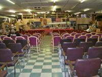 Amazing General Merchandise Public auction.  Thursday
