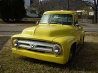 1953 Ford F-100Make:FordInterior Color:Gray
