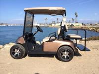 EZGO RXV 2009  Full body off restoration! Brand-new
