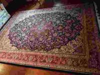Remarkable Handmade 100 % Wool Tabriz Rug more than