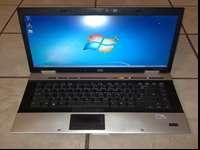 HP ELITEBOOK 8530W- INTEL CORE 2 DUO 2.4 GHZ PROCESSOR,