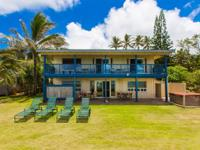 Oceanfront Living on Kauai can be yours.This home is