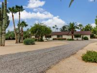Amazing renovated ranch style home situated on a large