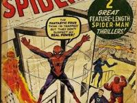 AMAZING SPIDER-MAN# 1 (1963) SILVER AGE ASM# 1 covers