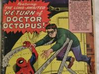 AMAZING SPIDER-MAN# 11 Apr 1964 Silver Age KEY Stan Lee