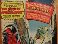 AMAZING SPIDER-MAN# 18 Nov 1964 Silver Age KEY Steve