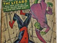 AMAZING SPIDER-MAN# 6 Nov 1963 Silver Age KEY Stan Lee