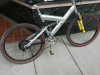 INSANE Trek Gary Fisher Joshua, full suspension,