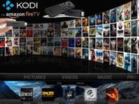 get your amazon fire tv stick today loaded with kodi