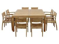 Great Quality, elegant design patio set, made of solid