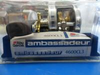 We are selling an ambassador reel. Price is $60.00. We