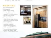 Amber Hill Executive Suites.  Brand name brand-new,