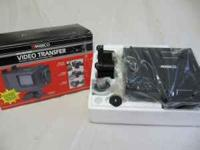 Photos, Film, Slides-to-Video Tape. Like new $20.00
