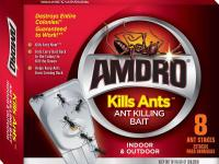 Eliminate entire ant colonies from your home or yard